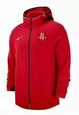 Nike Houston Rockets NBA Dri-FIT Showtime Full Zip Hoodie #940878-657 Sz 2XL NWT