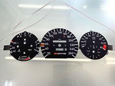 Mercedes 190E W201 plasma dials set