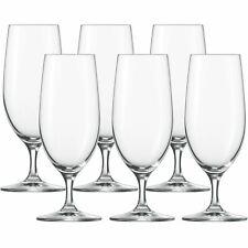 SCHOTT ZWIESEL Serie CLASSICO Bierglas 6 Stück Inhalt 380 ml Biertulpe