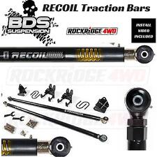 BDS RECOIL TRACTION BARS FOR 01-10 CHEVY 3/4 TON & 1 TON 2WD / 4WD SUSPENSION