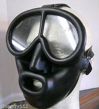 Full Face Scuba Diving Dive Mask Snorkeling BK/BK FM61