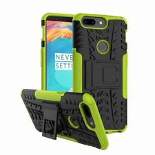 OnePlus 5t Shockproof Armour Case Guard Hard Pouch Protector Oneplus5t Shock Green Green