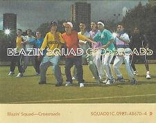 Blazin' Squad Crossroads CASSETTE SINGLE Pop Rap, Hip Hop