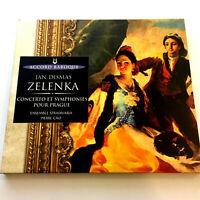 Jan Dismas Zelenka – Concerto Et Symphonies Pour Prague (Digipak CD 2002)