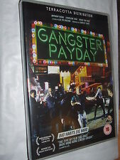 GANGSTER PAYDAY Anthony Wong DVD NEW AND SEALED