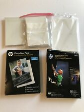 HP Photo Paper And Advanced Photo Paper Bundle