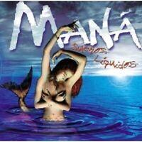 MANA - SUENOS LIQUIDOS CD POP 13 TRACKS NEW