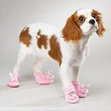 New listing Casual Canine Pink Bunny Doggy Slippers Xs by Casual Canine