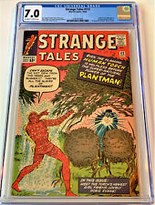 Strange Tales #113 10/63 CGC 7.0 ow/w pgs (early Human Torch appearance)