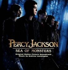 Lockington, Andrew : Percy Jackson: Sea of Monsters CD