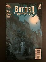 Batman Widening Gyre #1 Retailer Incentive 2009 DC Variant Comic Book