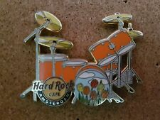 Hard Rock Cafe Pin AMSTERDAM Drumkit Collection #2
