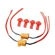 2x 25W Résistance Clignotant LED Anti Erreur Trop Rapide P21W W21W W21/5W PY21W