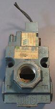 MAC Solenoid Valve Model 56C-13-111CA with 130B-111CAAA Vacuum to 150 PSI