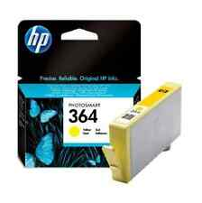 HP 364 YELLOW CB320EE HP364 C5380 C6380 D5460 B8550