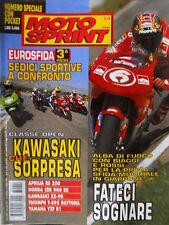 Motosprint 14 1998 Inserto Grand Prix 98: il mondiale velocità. Aprilia RS 250