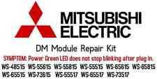 MITSUBISHI DM Repair Kit WS-48515 WS-55615 WS-55815