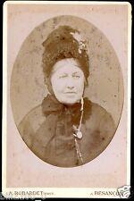 PHOTO CABINET A.ROBARDET / BESANCON . FEMME . FAMILLE COEURDEVEY / BESANCON ..