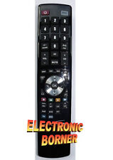 NEUWARE Ersatz Fernbedienung  für ZAAP TV HD509N HD409N CLOD CLODTV