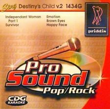 DESTINY'S CHILD - KARAOKE: SING DESTINY'S CHILD - CD