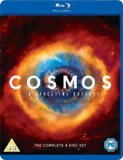 Cosmos: A Spacetime Odyssey [Blu-Ray] [Region Free] NEW