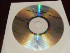 IDOL MAKERS KARAOKE IM017 MAGIC CARPET RIDE THRU MR BIG STUFF CD+G