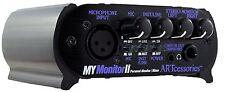 ART MyMONITORII Personal Headphone Monitor/Mixer - NEW - FREE 2 DAY SHIPPING!