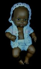 Mattel Newborn Baby Tender Love, 1972, drink and wet, African American darling