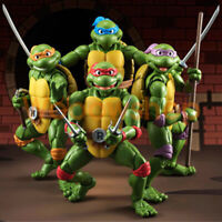 "Teenage Mutant Ninja Turtles TMNT S.H.Figuarts 6"" Action Figure Bandai NIB"