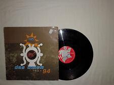 """TN'T Party Zone – Das Omen–Disco 12"""" MAXI Vinile 33 Giri GERMANIA 1994 House"""