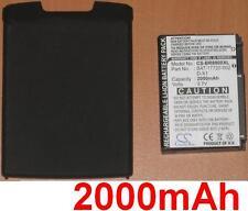 Carcasa + Batería 2000mAh Para BLACKBERRY Storm 9500, STORM 9530