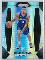2017-18 KYLE KUZMA Panini Prizm Hyper SP Variation #283 Rookie RC Los Lakers