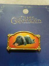 Fantastic Beasts Crimes of Grindewald Wizarding World Niffler Enamel Pin Orange