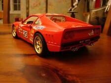 1/18 Ferrari 288 GTO Twin Turbo Rallye 1986 Rare
