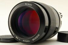 =N.Mint= Nikon Pre-Ai Nikkor 135mm f/2.8 Telephoto Portrait Lens from Japan #r17