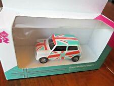 CORGI 2012 Official London Olympics Great British Classics Mini Cooper 1:43 NOS