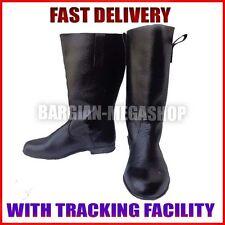 Medieval Leather Boots, Riding Shoes, Fancy Armor Renaissance Costume Mens Shoes
