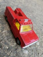 VINTAGE 1978-79 DINKY TOYS PARAMEDIC TRUCK 267 FIRE TV SERIES CAR MADE ENGLAND