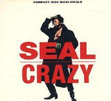 Audio Cd - Seal - Crazy (8) Track Single - Used Very Good (Vg) Worldwide