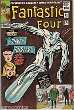 FANTASTIC FOUR #50 Silver Surfer GALACTUS Watcher MARVEL 1ST  ULTIMATE NULLIFIER