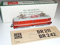 Berliner TT Bahnen / Gützold       - Elok BR 211 018-7 DR -     OVP.     X213X