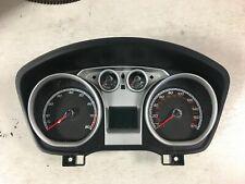 Ford Focus clocks rs petrol  8V4T 10849 BJ 2008-11 31k miles