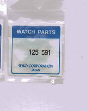 Seiko watch pièces 125 591 Train roue pont old stock new (emballés)