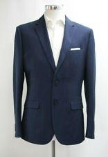Neues AngebotHerren Signature Slim Fit Navy Blau Blazer (40r)... ref: 6857