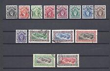 ZANZIBAR 1952 SG 339/52 USED Cat £55