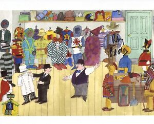 Children's TV series MR BENN narrator Ray Brooks signed scene 8x10 photo IMAGE 5