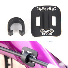 Cables Guide W/C-Clips, Bike Shifter Brake Housing Adapter,Bike Frame C Buckle X