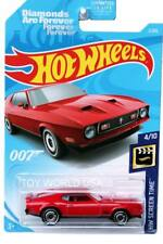2019 Hot Wheels #2 HW Screen Time '71 Ford Mustang Mach 1 Diamonds are Forever