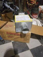 Solaronics Gas Infra-Red radiant tube Heater