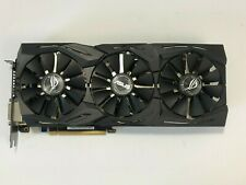ASUS GeForce GTX 1080 ROG Strix 8GB GDDR5X Graphics Card